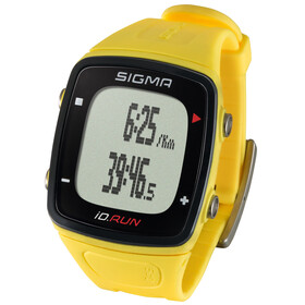 SIGMA SPORT ID.Run yellow